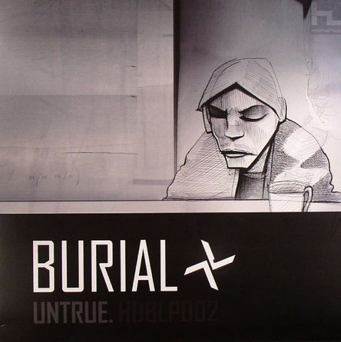 Burial Untrue 2LP 5024545486513 Worldwide Shipping