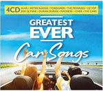 Various Artists Greatest Ever Car Songs 4CD 4050538606805