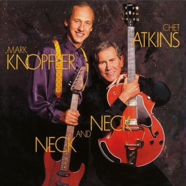 Chet Atkins & Mark Knopfler Neck and Neck Limited LP