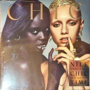 Chic Its About Time LP 602567793519 Worldwide Shipping