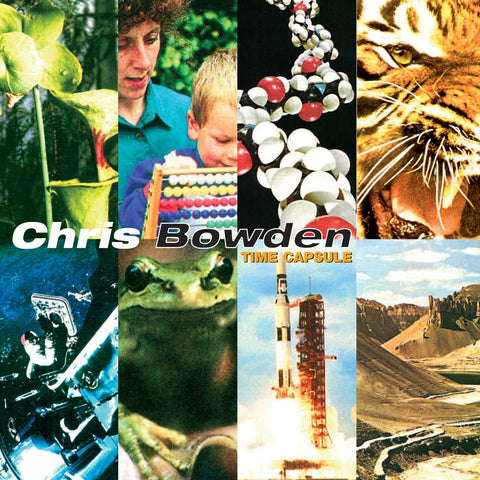 Chris Bowden Time Capsule 2LP 5026328004105 Worldwide