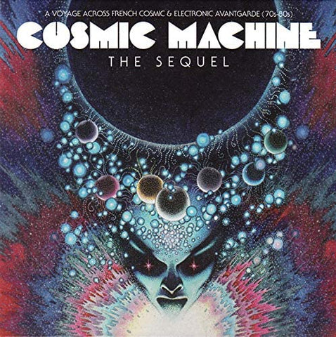 Cosmic Machine: The Sequel [CD]