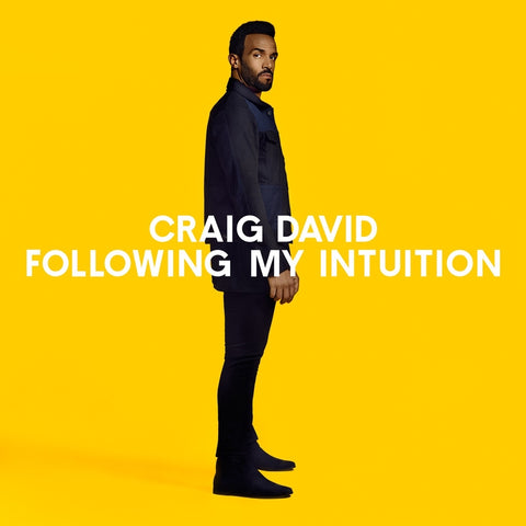 Craig David Following My Intuition 2LP+CD 0190295612450