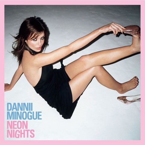 Dannii Minogue Neon Nights 2LP 5060555212148 Worldwide