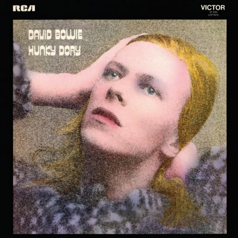 David Bowie Hunky Dory LP 825646289448 Worldwide Shipping