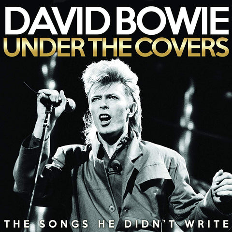 David Bowie UNDER THE COVERS 0803343236149 Worldwide
