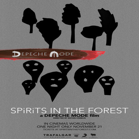 Depeche Mode Spirits In The Forest 194397276923 Worldwide