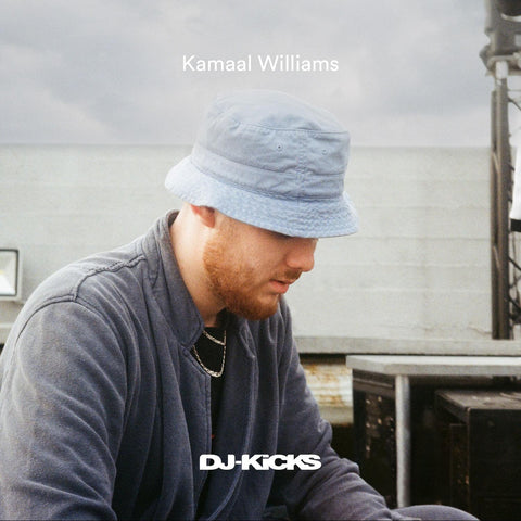 dj kicks kamaal williams sister ray