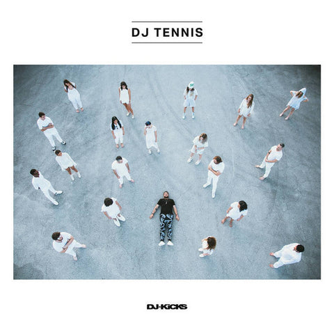 Various Artists DJ Tennis - DJ Kicks 3LP 730003733819
