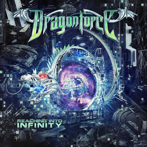Dragonforce Reaching Into infinity 2LP 4029759119531