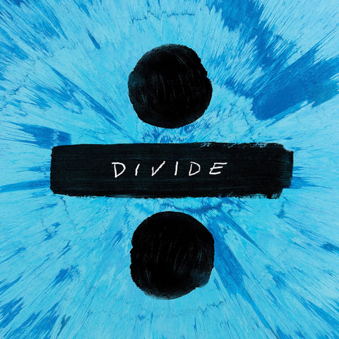 Ed Sheeran Divide 2LP 0190295859015 Worldwide Shipping
