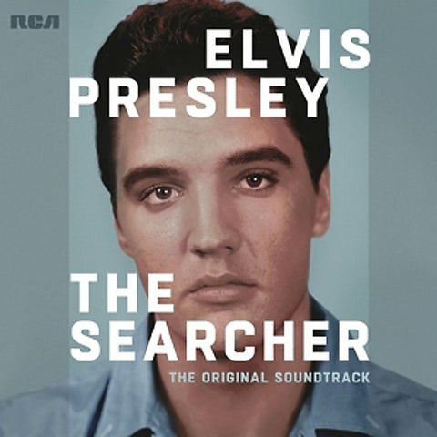Elvis Presley The Searcher (The Original Soundtrack) 2LP