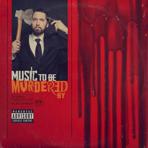 Eminem Music To Be Murdered By CD 602508735165 Worldwide