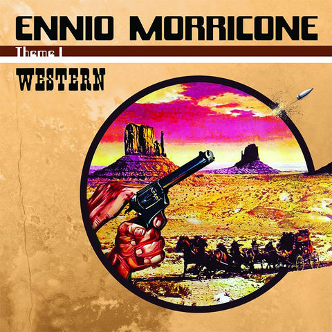 Ennio Morricone WESTERN Limited 2LP 8719262012462 Worldwide