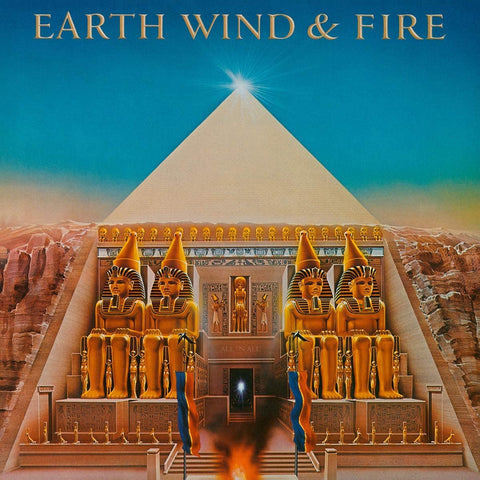 Earth Wind And Fire All 'n' All (180 gm LP Vinyl) LP