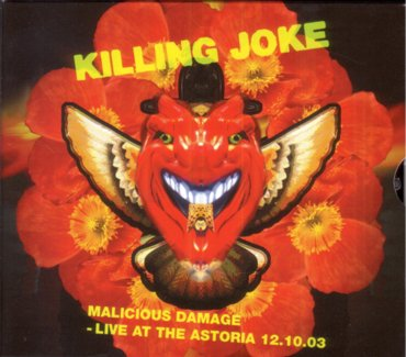 Killing Joke Malicious Damage Live Sister Ray
