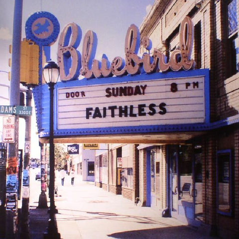 Faithless Sunday 8PM 2LP 889854227517 Worldwide Shipping