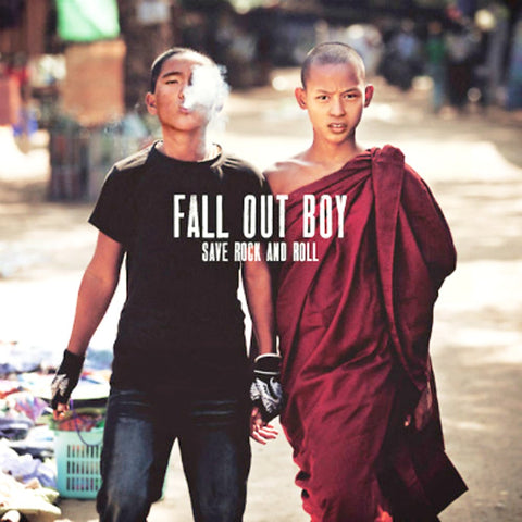 Fall Out Boy Save Rock And Roll 2x10 602556111491 Worldwide