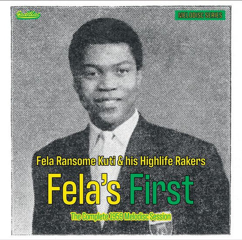 Fela's First - The Complete 1959 Melodisc Session (RSD Aug 29th)