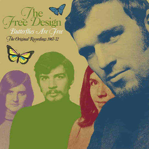 Butterflies Are Free – The Original Recordings 1967-72