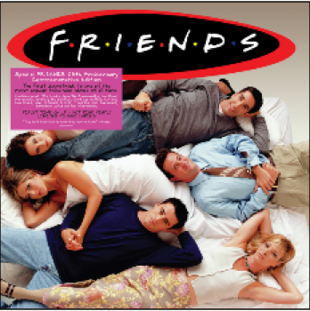 Friends OST (National Album Day 2020)