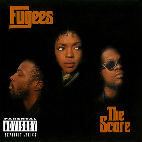 Fugees The Score 2LP 190758835013 Worldwide Shipping