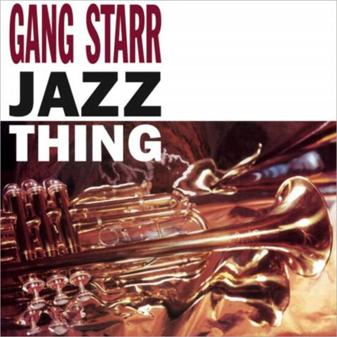 Gang Starr JAZZ THING 7 7119691263670 Worldwide Shipping