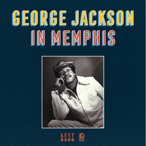 George Jackson IN MEMPHIS LP 029667011310 Worldwide Shipping
