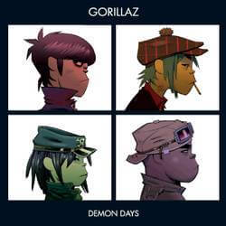 gorillaz demon days sister ray