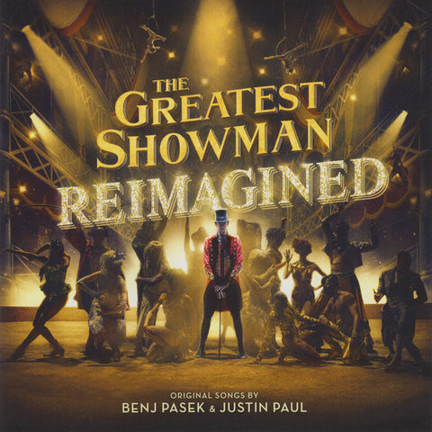 Various Artists The Greatest Showman Reimagined LP