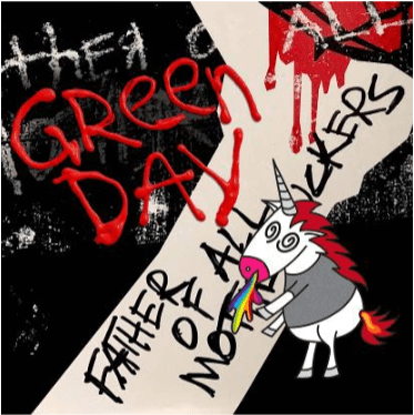 green day father of all sister ray