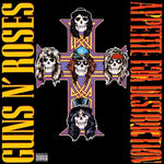 Guns N' Roses Appetite For Destruction LP 00720642414811