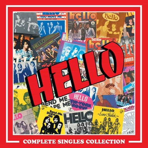 Hello: The Singles Collection