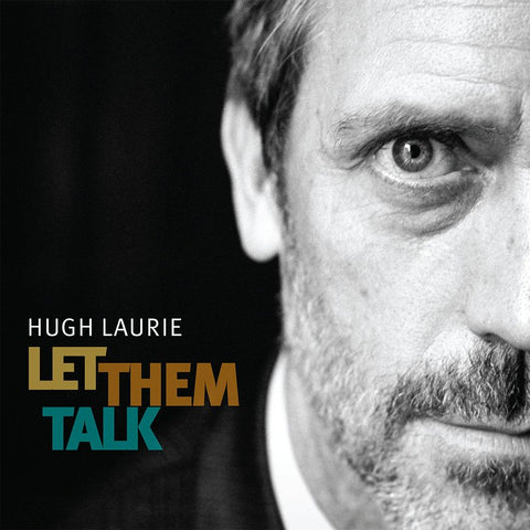 Hugh Laurie Let Them Talk 2LP 825646729425 Worldwide