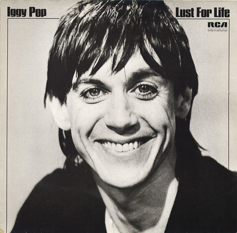 Iggy Pop Lust For Life 602557363258 Worldwide Shipping