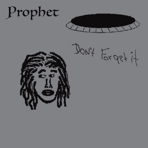 Prophet Don't Forget It LP 0659457241919 Worldwide Shipping