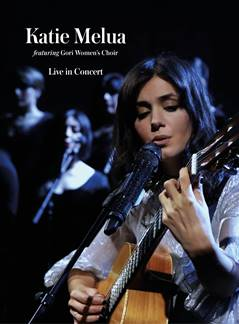 Katie Melua featuring Gori Women's Choir Live In Concert 2CD