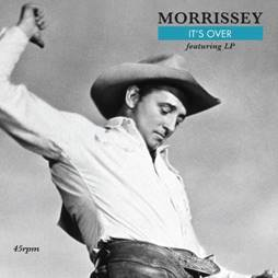 Morrissey It's Over 7 4050538559873 Worldwide Shipping