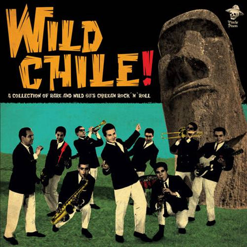 Various Artists Wild Chile! LP 8435008870645 Worldwide