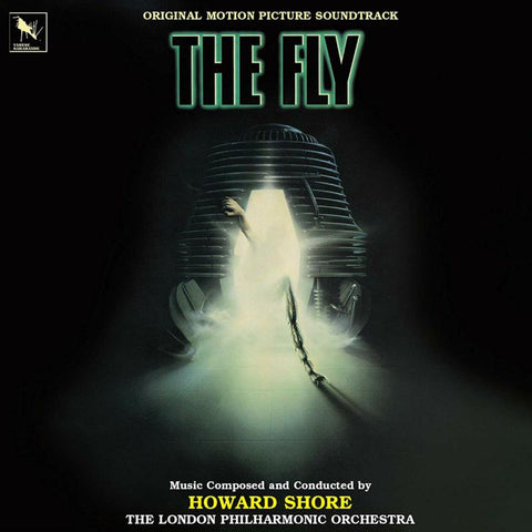 Howard Shore The Fly OST LP 0888072101487 Worldwide Shipping