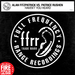 Alan Fitzpatrick Vs Patrice Rushen Haven't You Heard (Fully
