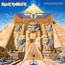 Iron Maiden Powerslave Sister Ray