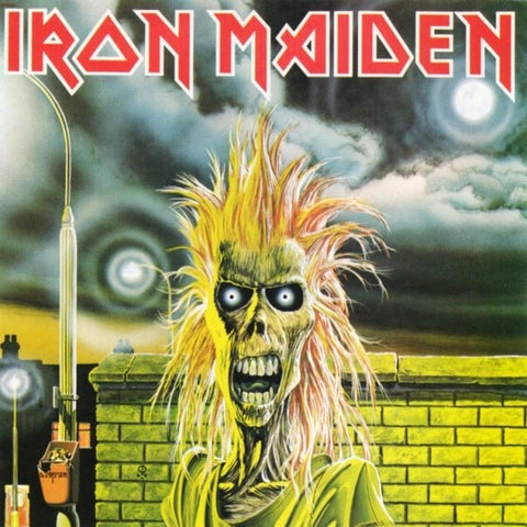 Iron Maiden Iron Maiden LP 825646252442 Worldwide Shipping