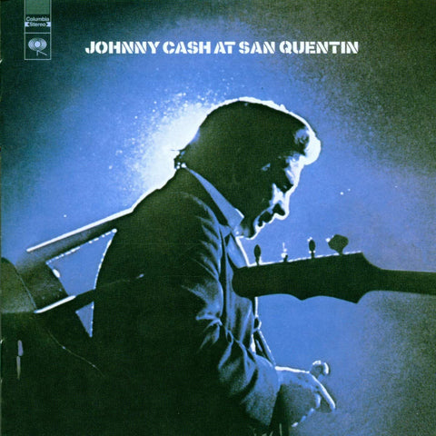 Johnny Cash At San Quentin LP 0888751119819 Worldwide