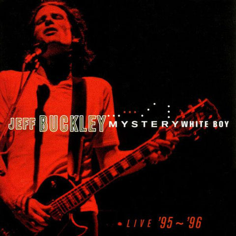 Jeff Buckley Mystery White Boy: Live '95 - '96 2LP