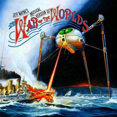 Jeff Wayne Jeff Wayne's Musical Version Of The War Of The