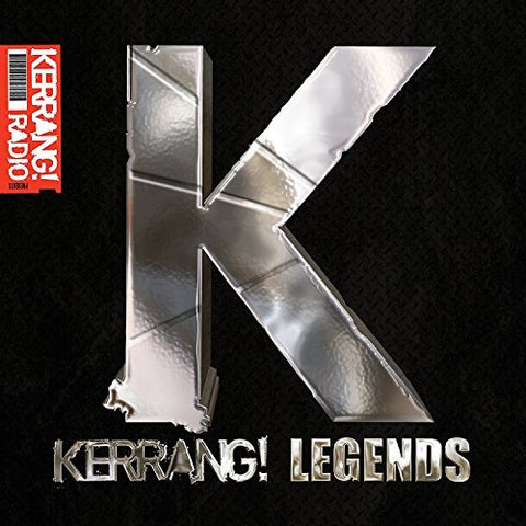 Various Artists Kerrang! Legends 2LP 0190295671051 Worldwide