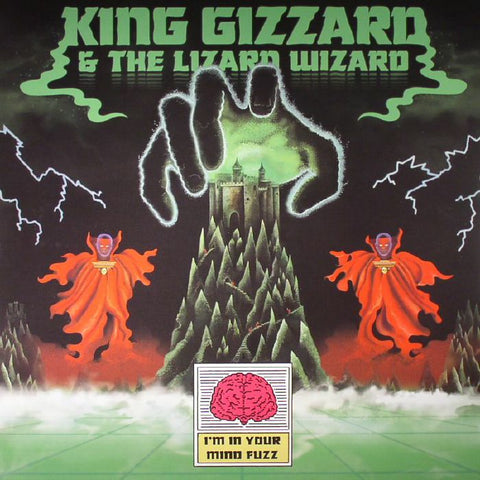 King Gizzard & The Lizard Wizard I'm In Your Mind Fuzz