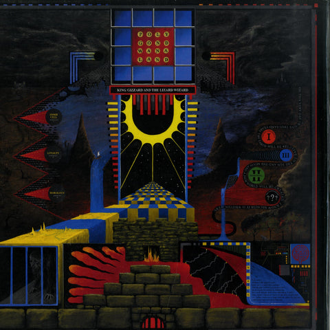 King Gizzard & The Lizard Wizard Polygondwanaland (LRS20)