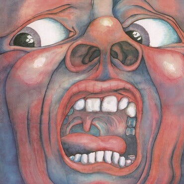 king crimson in the court of the sister ray